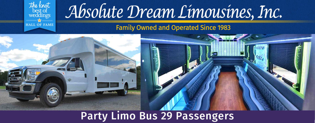Party Limo Buses